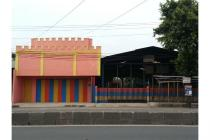 Dijual Tanah Bangunan Strategis Eks Gudang Kayu di Raya Pantura Pekalongan