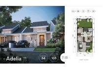 Dijual Rumah Baru Lokasi Strategis di CItraLand Tallasa City Makassar