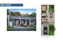 Dijual Rumah Cluster Lingkungan Tenang di Grand Batavia Jaya