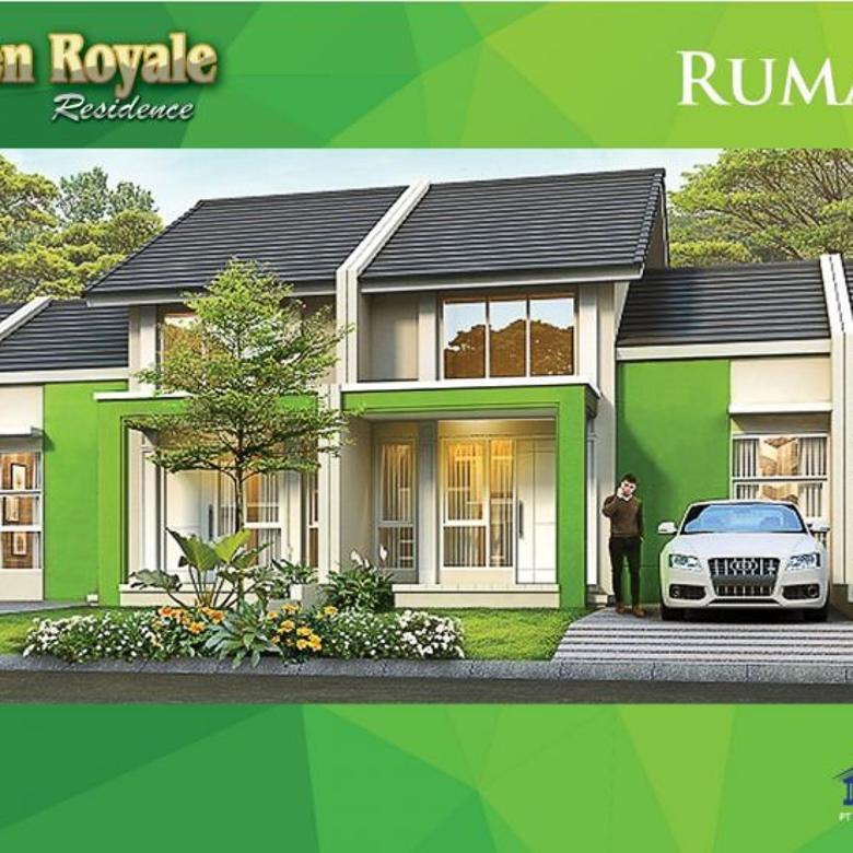 Rumah Baru dalam cluster mewah, Green Royale Residence, Tambun