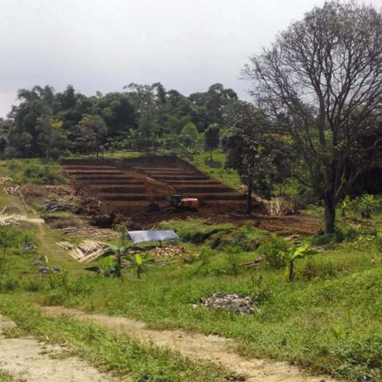 Tanah Di Jalan Utama Cocok Untuk Wisata Di Cipanas Garut