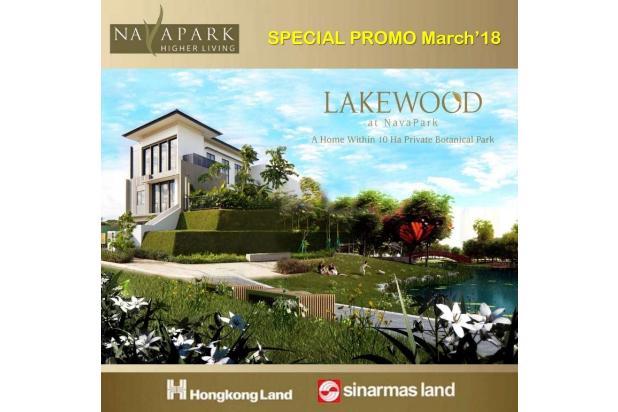 Rumah Mewah Lakewood Type 12 View Danau dan Sport Club 2,5 Hektar 16509834