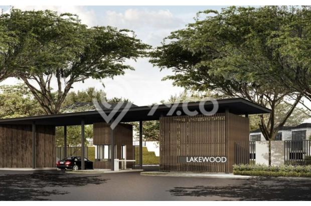 Rumah Mewah Lakewood Type 12 View Danau dan Sport Club 2,5 Hektar 16509878