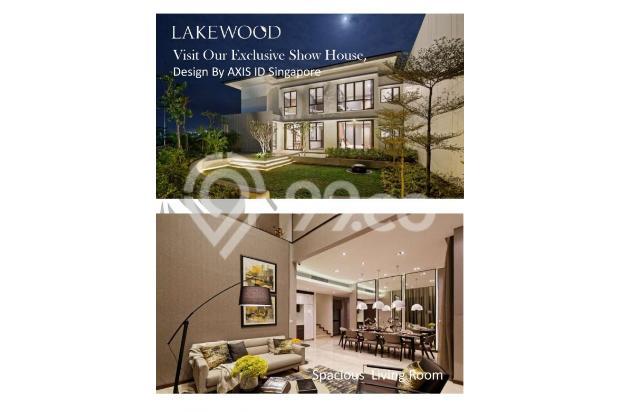 Rumah Mewah Lakewood Type 12 View Danau dan Sport Club 2,5 Hektar 16509886