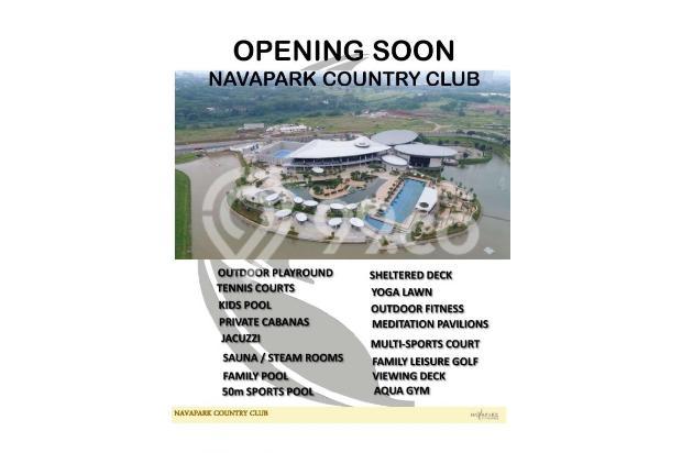 Rumah Mewah Lakewood Type 12 View Danau dan Sport Club 2,5 Hektar 16509898