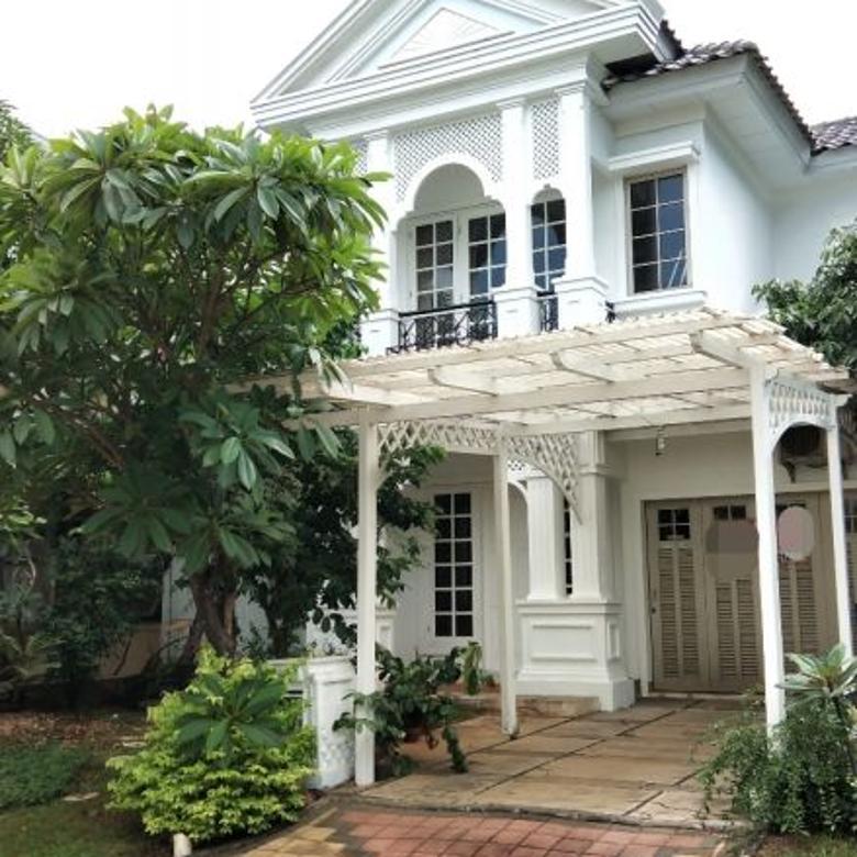Rumah 2M-an Di BSD Latinos Dekat Akses Tol Serpong, Masih Nego