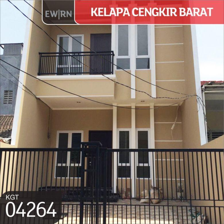 Rumah Kelapa Cengkir Barat Kelapa Gading, Jakarta Utara