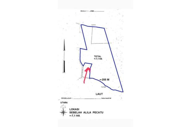 Rp710mily Tanah Dijual