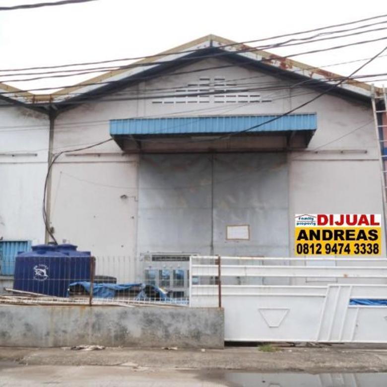 Dijual Gudang area Kosambi Permai area cocok untuk berbisnis