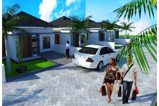 rumah siap bangun dijogja,harga nego lokasi dekat kampus UMY. 16577719