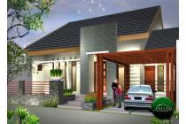 Rumah Siap Bangun dekat SD Model Wedomartani ( SY 41 )