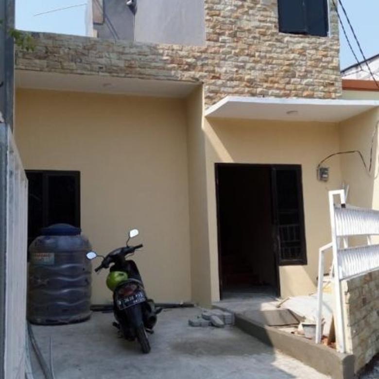 Rumah SIAP HUNI,Pondok Ranggon Cipayung JAKTIM,1.5LT 600jutaan