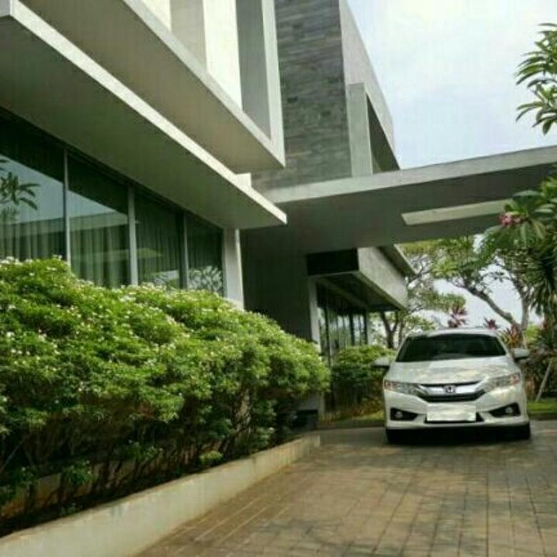 Rumah mewah dan elegan di Terrace Golf BSD