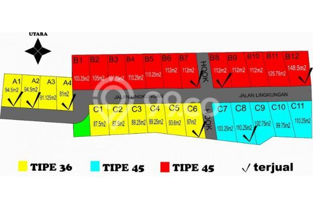 hunian mewah dekat UIN terpadu baru, harga PROMO, unit terbatas 15894584