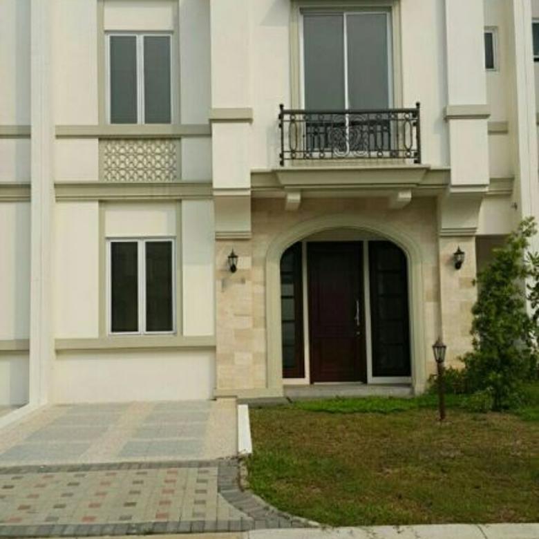 Dijual murah Rumah fully furnished New Vivacia Bsd