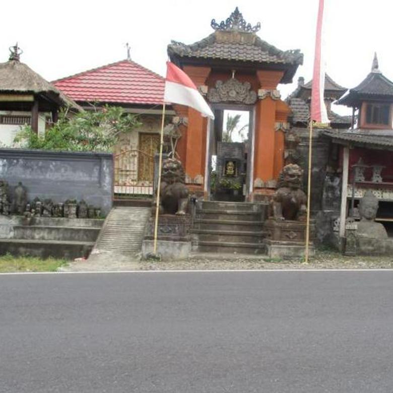 Rumah, SHM, Strategis di Banjar Tiga, Desa Tiga, Kec. Susut Bangli