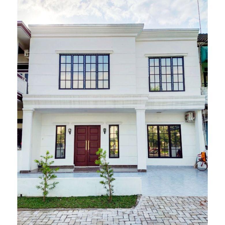 Rumah Komplek Cemara Hijau Medan