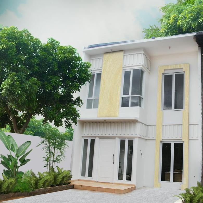 Rumah mewah 2 lantai cocok untuk investasi ataupun Rumah tinggal, Lokasi di Bintaro sektor 9, 5 menit ke pusat kota, Akses jalan super strategis, 5 menit ke pintu toll parigi, 8 menit ke pintu toll Bintaro