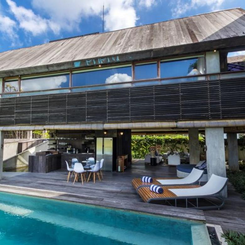 Wooden Villa 5 Menit dari Pantai Berawa,Canggu Bali