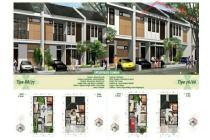 Dijual Rumah Cluster Elit di Sawah Lama TangSel