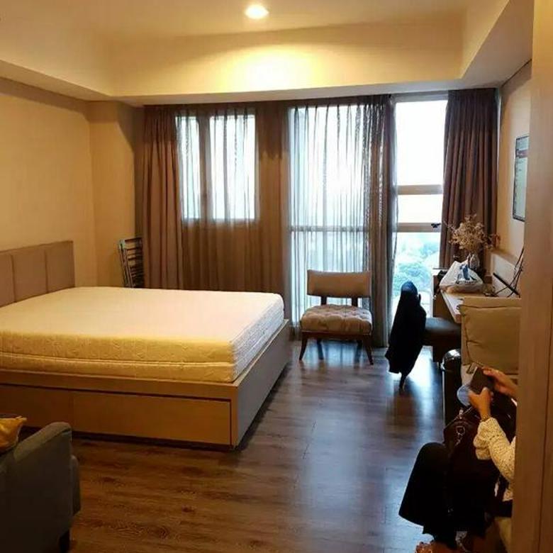 Apartemen Kemang Village Tipe Studio Lantai Sedang Furnished