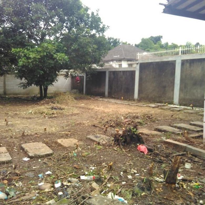 Tanah Matang Eks Halaman Blkng rmh di Kplk besar. 6,9jt/m
