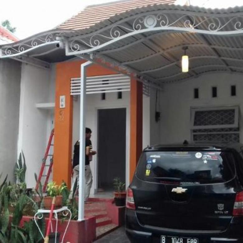 Dijual Rumah Asri Dekat Tol di Perumahan Arcadia Cimanggis