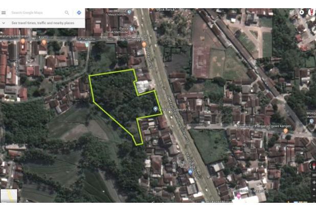 Rp34,3mily Tanah Dijual