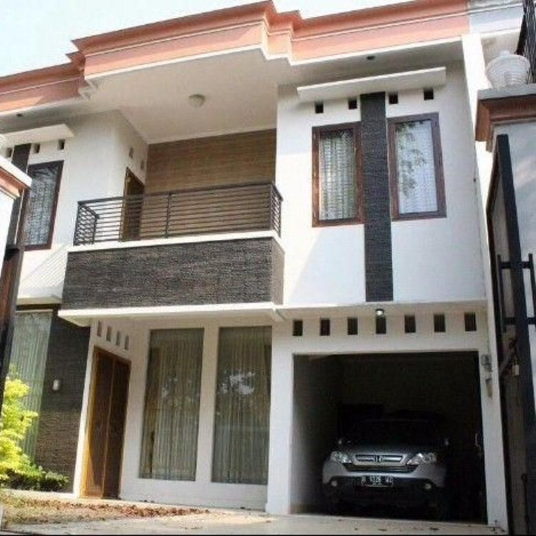 Dijual Cepat Rumah Baru Renovasi Semi furnished di Joglo Jakarta Barat