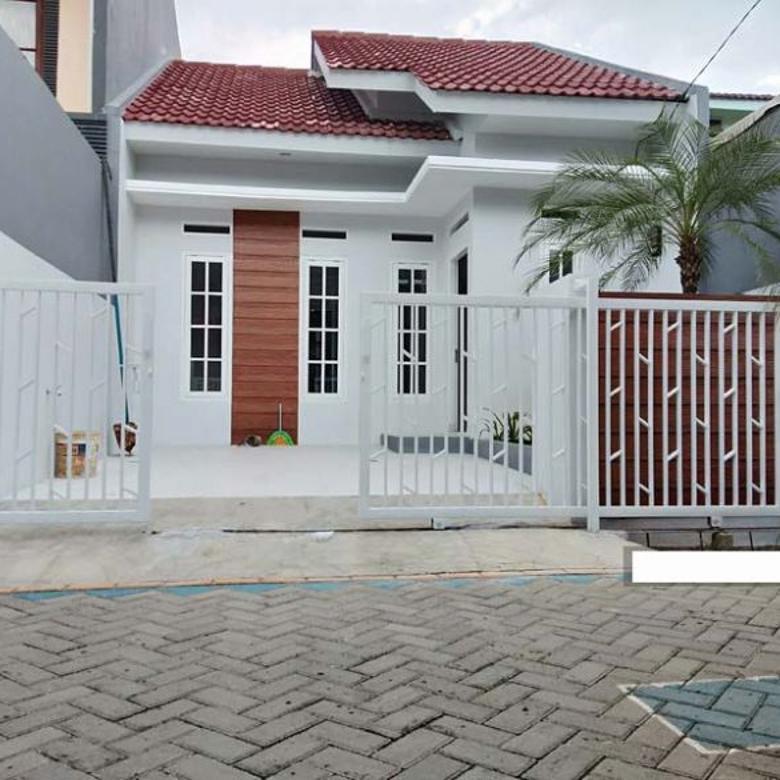 Dijual Rumah di AW Syahrani 2 kamar tidur