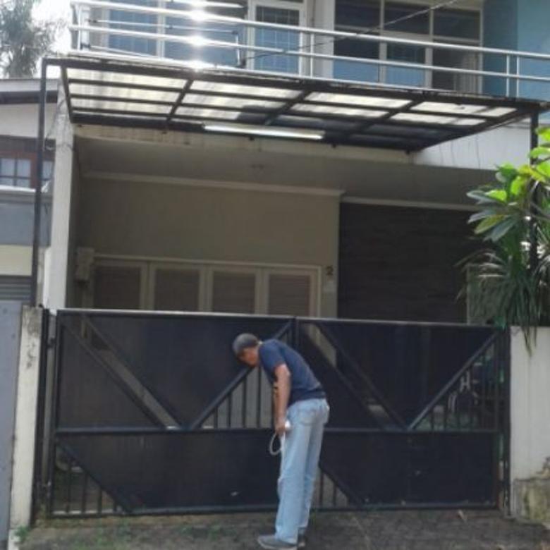 Rumah asri n nyaman di Bukit Cinere Indah