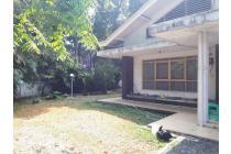 Rumah tua hitung tanah di daerah Senopati. Cocok untuk restoran dan usaha.
