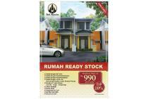 Rumah Dijual Dekat Lebak Bulus, Jakarta Selatan. BALI MANSION, Ready Stock.