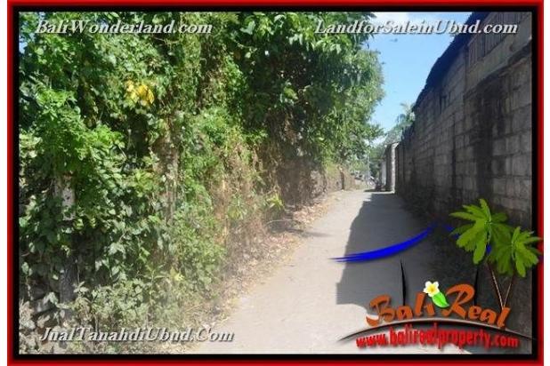 TANAH MURAH JUAL di UBUD BALI 40 Are View Kebun / tebing 18447612