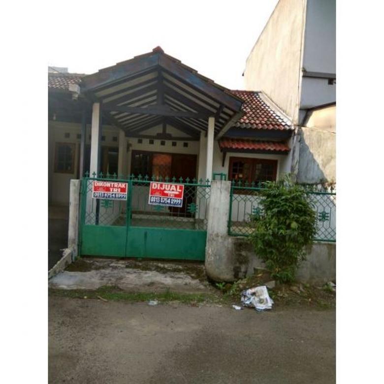 Dijual Rumah mungil di Bukit Cimanggu City