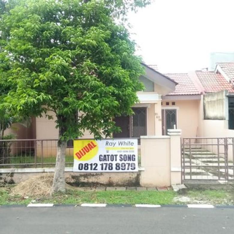 Dijual Cepat Rumah di Kencana Loka BSD CITY Akses mudah
