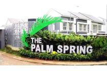 Tanah Palm Spring Murah DIskon 17% Langsung Untung Jakarta Garden City