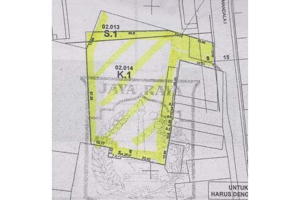 Rp77,1mily Tanah Dijual