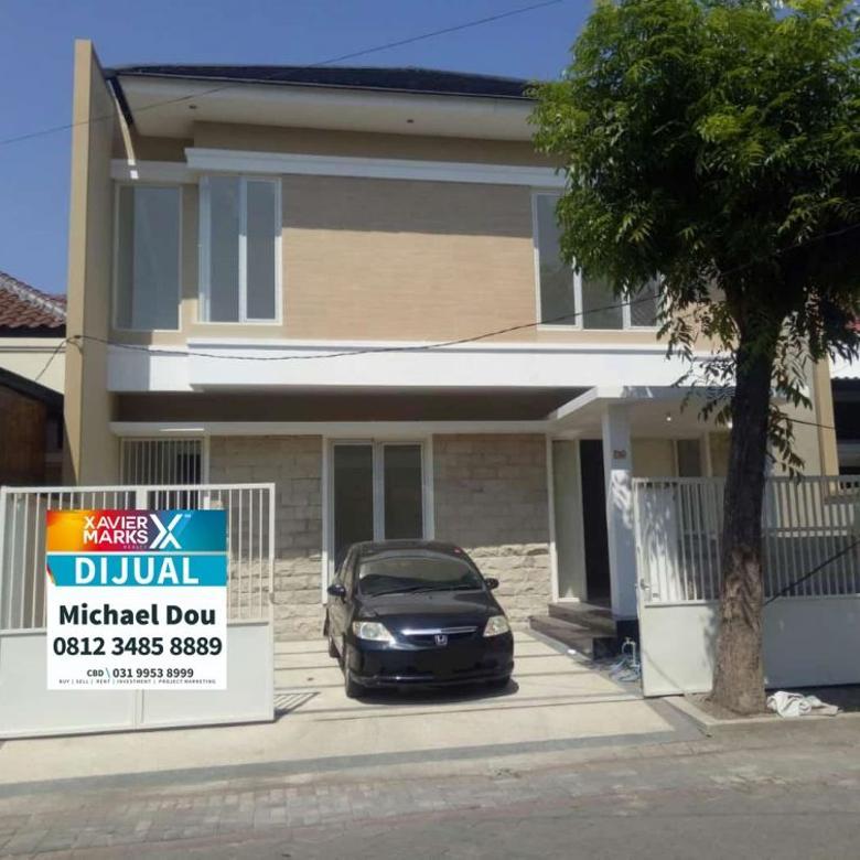 Dijual Cepat Rumah Baru di Nirwana Eksekutif Surabaya