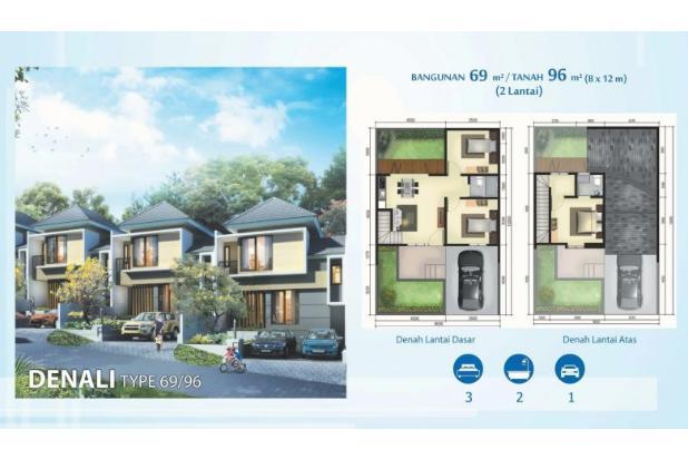 Rp946jt Rumah Dijual