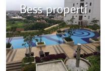 Disewakan khusus apartemen Bassura City, tower bassura lt.11 type 2kmr Full