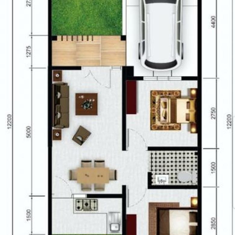 Dijual Rumah Baru Harga Terjangkau di Parung Bogor