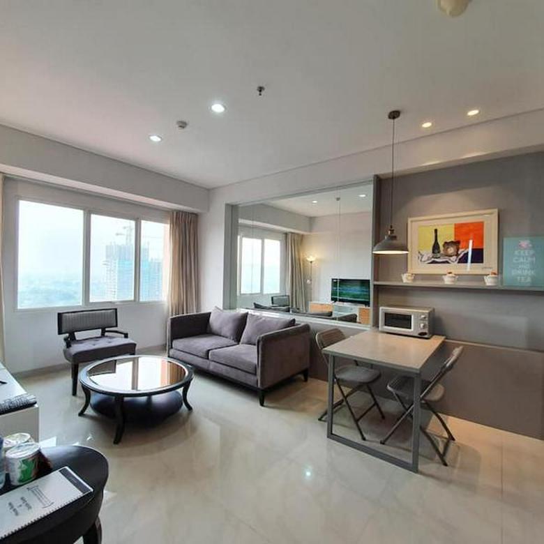 Aspen Residence 3BR di lantai 18 | Fully Furnished | Bayar Bulanan