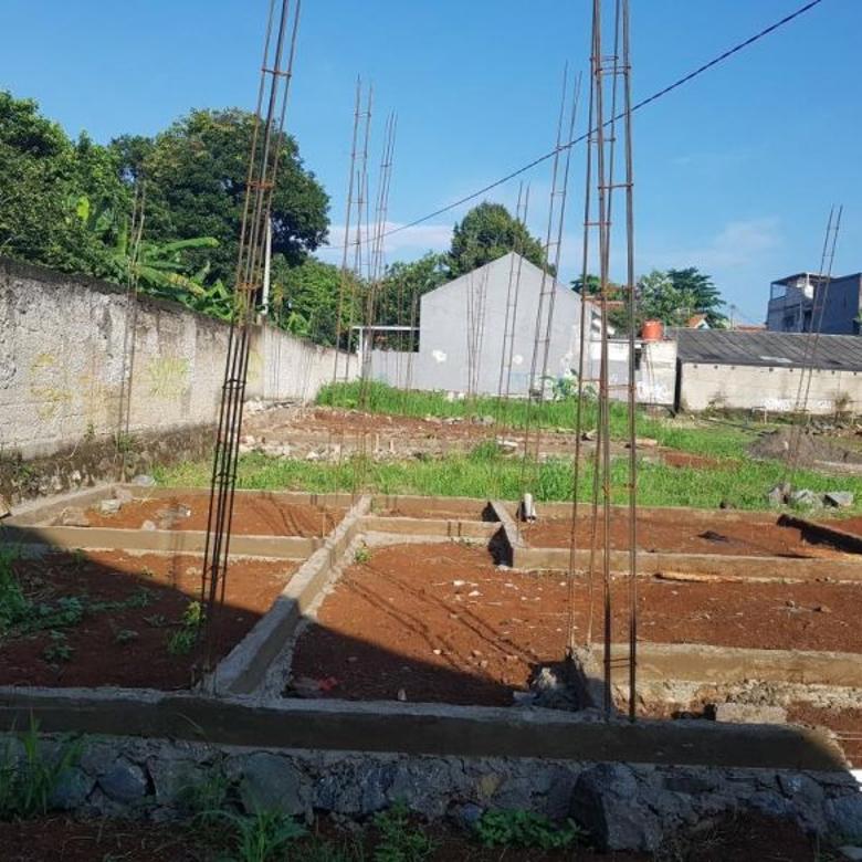 Tanah 80an m2 di Sawangan Depok, Sertifikat SHM