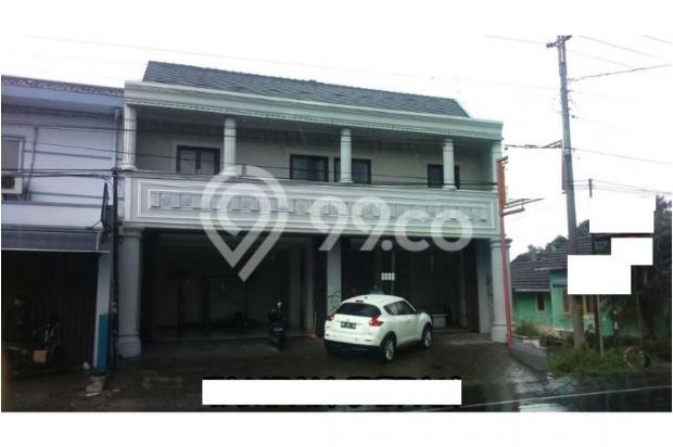 Dijual Ruko Strategis Timur Bandara Adisucipto Jogja, LT 160 m2 12397885