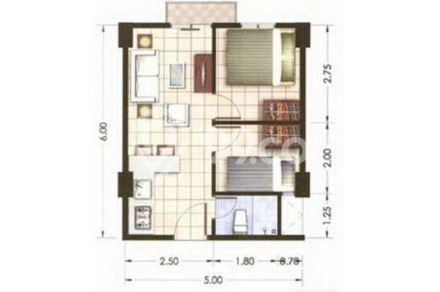 Dijual BU Apartemen Semi Furnished Siap Pakai di Gading Icon, Jakarta Timur 13961058