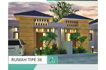 Rumah Baru Murah Cantik Nan Modern Bisa KPR Bebas Banjir Ujung Berung