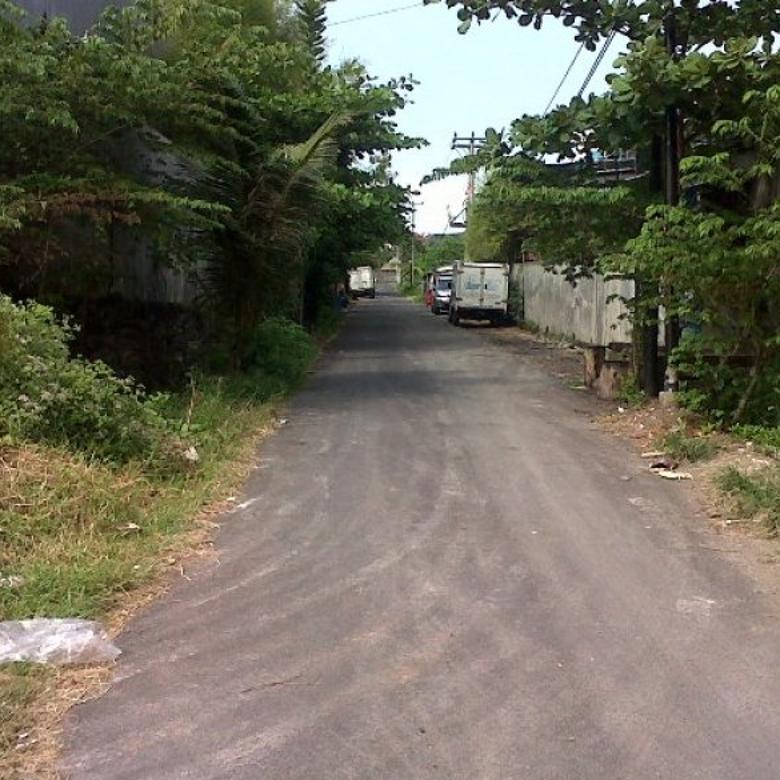 Dijual tanah di jl.Pararaton,dkt ke jl.Dewi Sri,Sunset Road,Kuta
