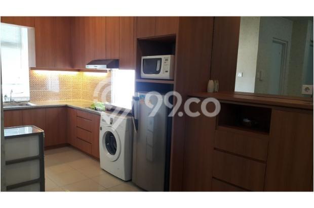 Disewakan tipe 2BR unit pojok terluas, Full furnished, Best View. Apik.! 11252801