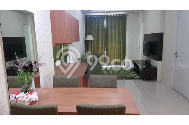Disewakan tipe 2BR unit pojok terluas, Full furnished, Best View. Apik.! 11252845